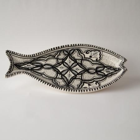 schaal vis, tunesie, handwerk, ambacht uit Tunesie