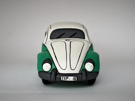 Volkswagen kever, decoratie