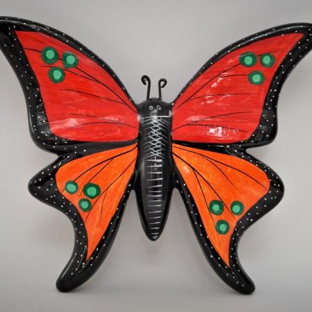 muurvlinder, Mexico, siervlinder